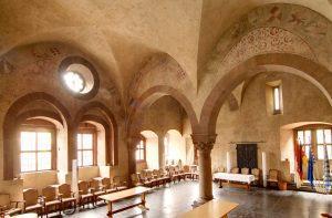 Wenzelsaal im Grafeneckart Wuerzburg, AKR PRACHER 2021