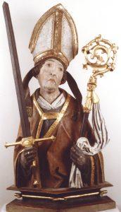 Hl. Kilian, 1510, Tilman Riemenschneider, AKR PRACHER 2021
