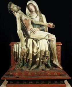 Pietá, um 1360, Dom zu Wetzlar, AKR PRACHER 2021