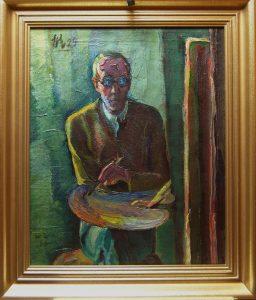 Hans Eder, 1924, AKR PRACHER